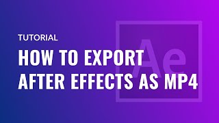 How to Fix Adobe After Effects Render Queue Error