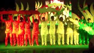 saare jahan se Accha  Formation Dance Choreograpy By Techno Sridhar