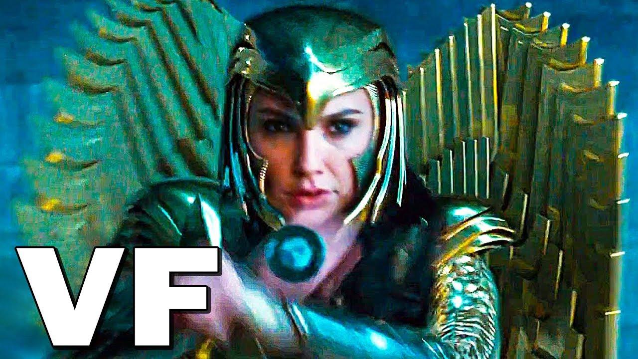 WONDER WOMAN 2 Bande Annonce VF (2020) Gal Gadot, Wonder ...