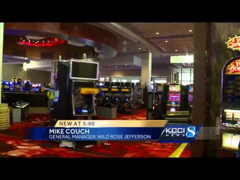 New casino in iowa