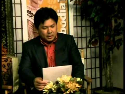 Cambodia Town Lowell TV 10-7-2014