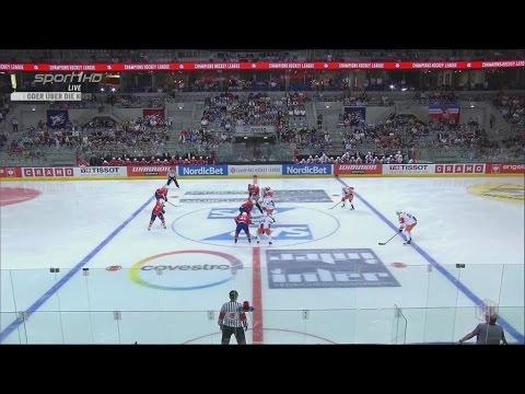 CHL - Adler Mannheim vs. Tappara Tampere - 21.08.2016