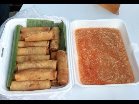 Spring Roll The Southeast Asian Cuisine