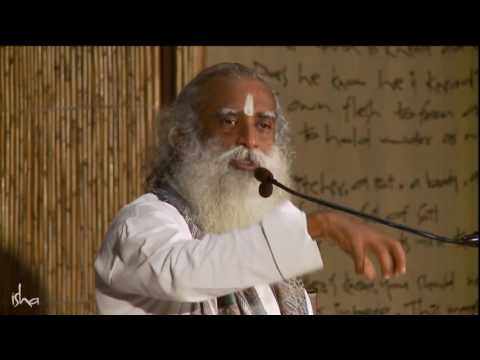Sadhguru-Beware Of the