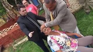 LIBERTAÇÃO DE OBRA DE MACUMBARIA PASTOR VANDERSON TROÃO