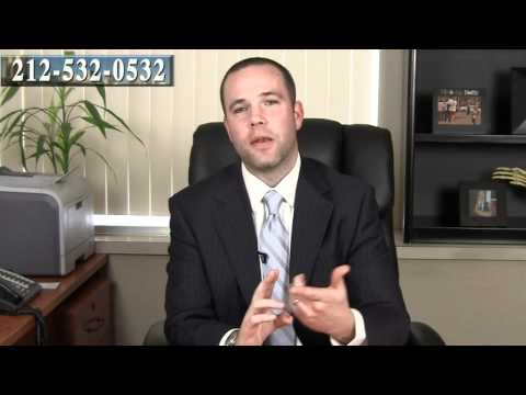 New York Personal Injury Attorney Sean Coonerty Explains a Pedestrian Knockdown Case