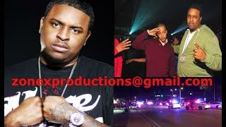 Big Kuntry King T.I.'s Grand Hustle Artist SHOT at over 50 times in Memphis!