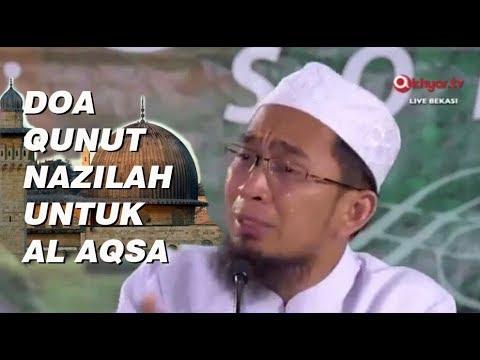 Doa Qunut Nazilah untuk Al Aqsa   Ustadz Adi Hidayat Lc MA