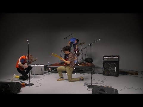 Naked Giants - Live in Studio | KBVR FM x KBVR TV |