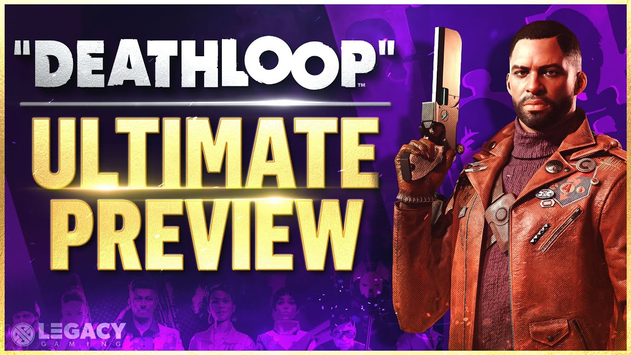 Deathloop review-in-progress  Arkane Lyon at the top of its game