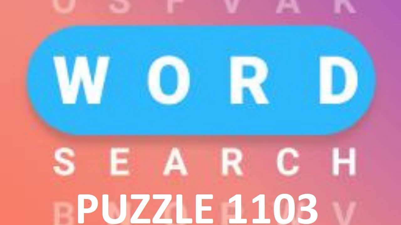 Word search School Subjects