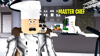 I Went On A COOKING SHOW.. They POISONED The Judges! (Roblox)