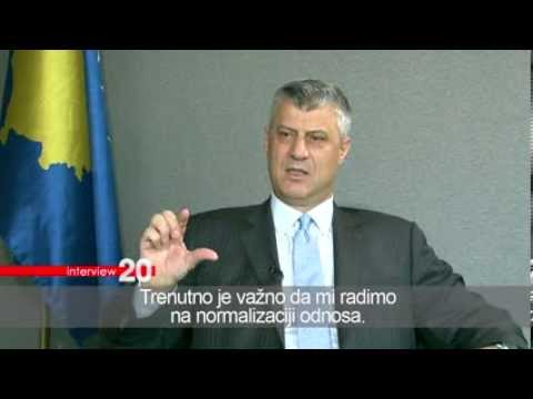 Interview 20   Hashim Thaci TRAILER II