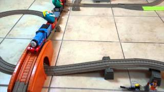 Thomas and Friends Track Master Ultimate Track Pack