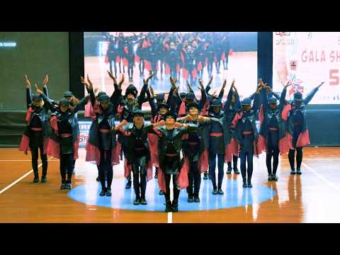 Fenix Dance Studio | Hip Hop Formation Adults | GALA Show Winners