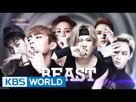BEAST (비스트) - Good Luck [Music Bank HOT Stage / 2014.10.03]