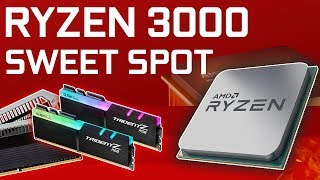 This is The Best Memory For Gaming on Ryzen 3000!