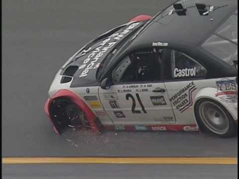 Rolex Sports Car Series 2004 Rolex 24 Hours of Daytona Highlights