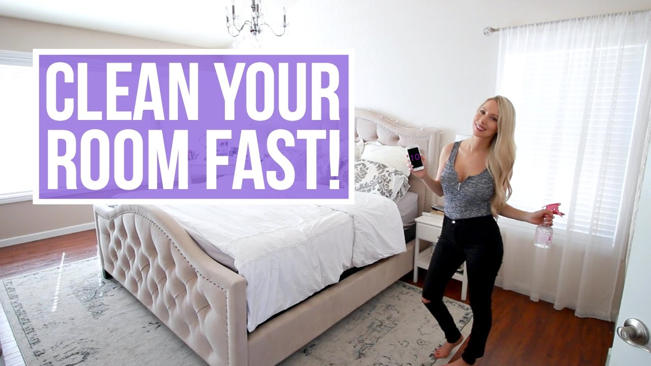 How to clean a really messy bedroom in 30 minutes How do you clean your bedroom