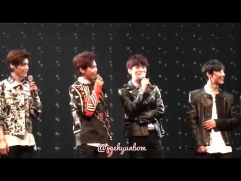 151219 HANSOL & TAEYONG Digimon Impersonation