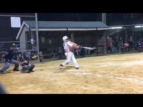 Walk-Off Home Run With A COMBAT MAXUM