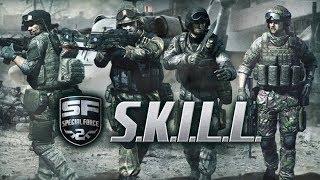 OFİSTE SAVAŞ ÇIKTI S.K.I.L.L. - Special Force 2