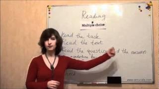 Читання (ЗНО, англійська): Частина 2 (еп.1), відео урок
