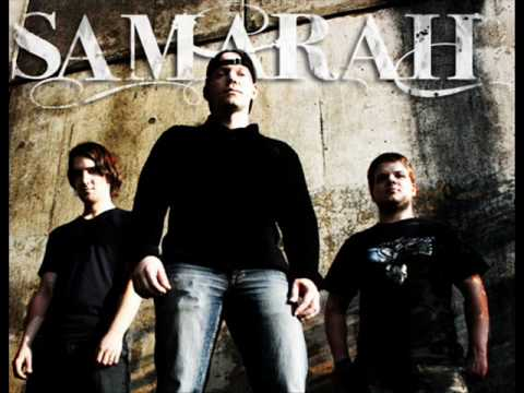 SAMARAH - The World Stops Turning