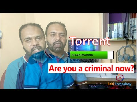 What is Torrent it legal or illegal .  How...