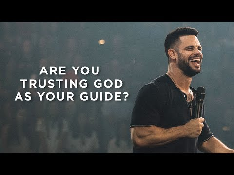 Are You Trusting God as Your Guide?