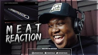 Unknown T – MEAT [Music Video] | GRM Daily (REACTION)