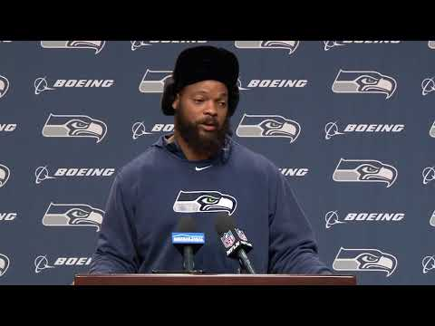Seahawks Defensive End Michael Bennett Week 13 Press Conference