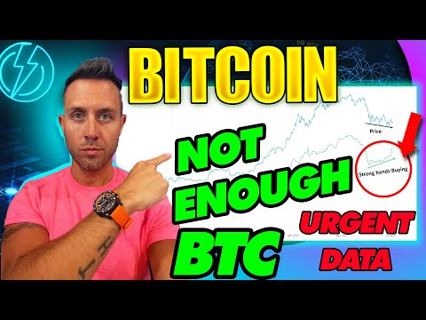 Bitcoin FLASHES WARNING To Bears (Multiple BTC Bottom SIGNALS)