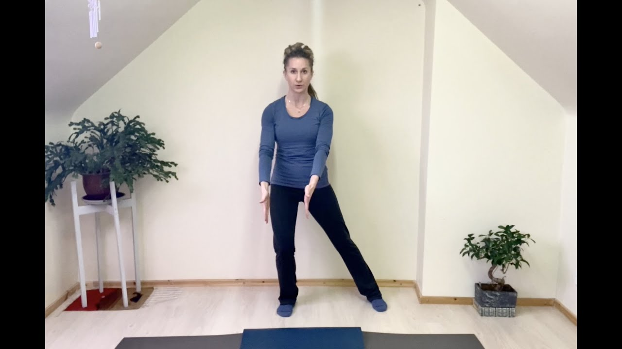 Lateral Slide Lunge - Hip Stabilising Exercise