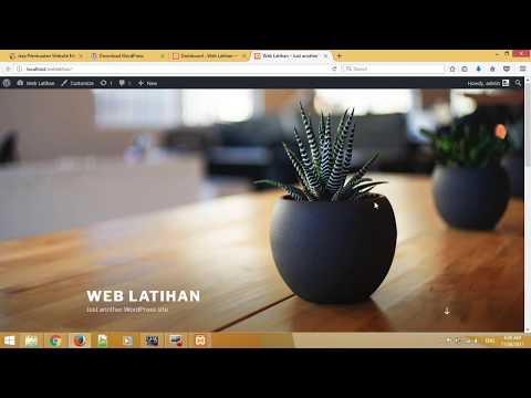 Cara Membuat Web Php Dengan Xampp
