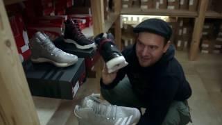 Декабрь 2016. Новинки RockAir. Баскетбольные кроссовки  adidas. 7 сезон.
