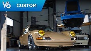 Custom Porsche 911 - Les essais custom de V6