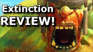 Extinction Review! WORST GAME OF 2018? (Ps4/Xbox One)