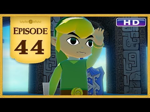 The Legend of Zelda: The Wind Waker HD - Episode 44 | The Hero of Wind & The Savage Labyrinth