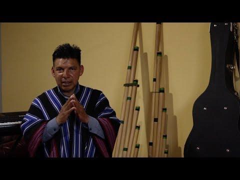 Wilson Chindoy, músico y educador del Putumayo - Somos Región Cap 214