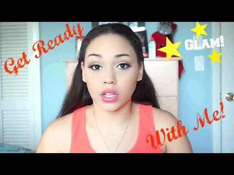 Get Ready With Me [Glam Edition]