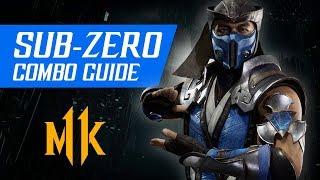 Sub-Zero Combo Guide (Tournament/Ranked) – Mortal Kombat 11