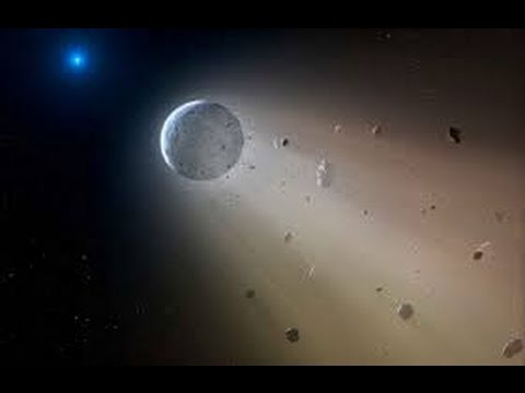 Le Système solaire compte une nouvelle planète naine ׃ Nouvelles découvertes 2015