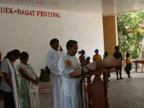 diocese of laoag: Redemptorists.wmv