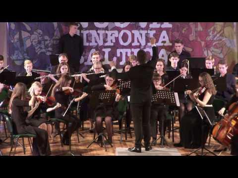 Viljandi Youth Symphony Orchestra, Estonia // Harold Arlen- Over The Rainbow