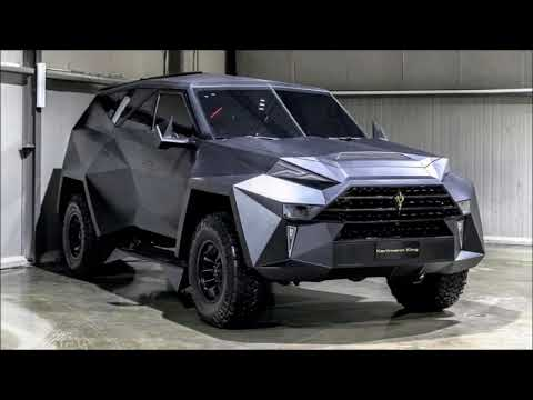 NEW 2018 SUV Karlmann King $3,8 Million The World's Most Expensive SUV | REVIEW CAR