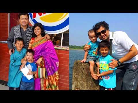 पहा सुबोध भावे फॅमिलीचे  कधीही न बघितलेले फोटो    Subodh Bhave Family