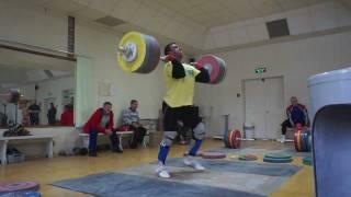 Клоков Дмитрий 205 кг.
