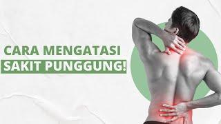 Sakit Tulang Ekor & Punggung.