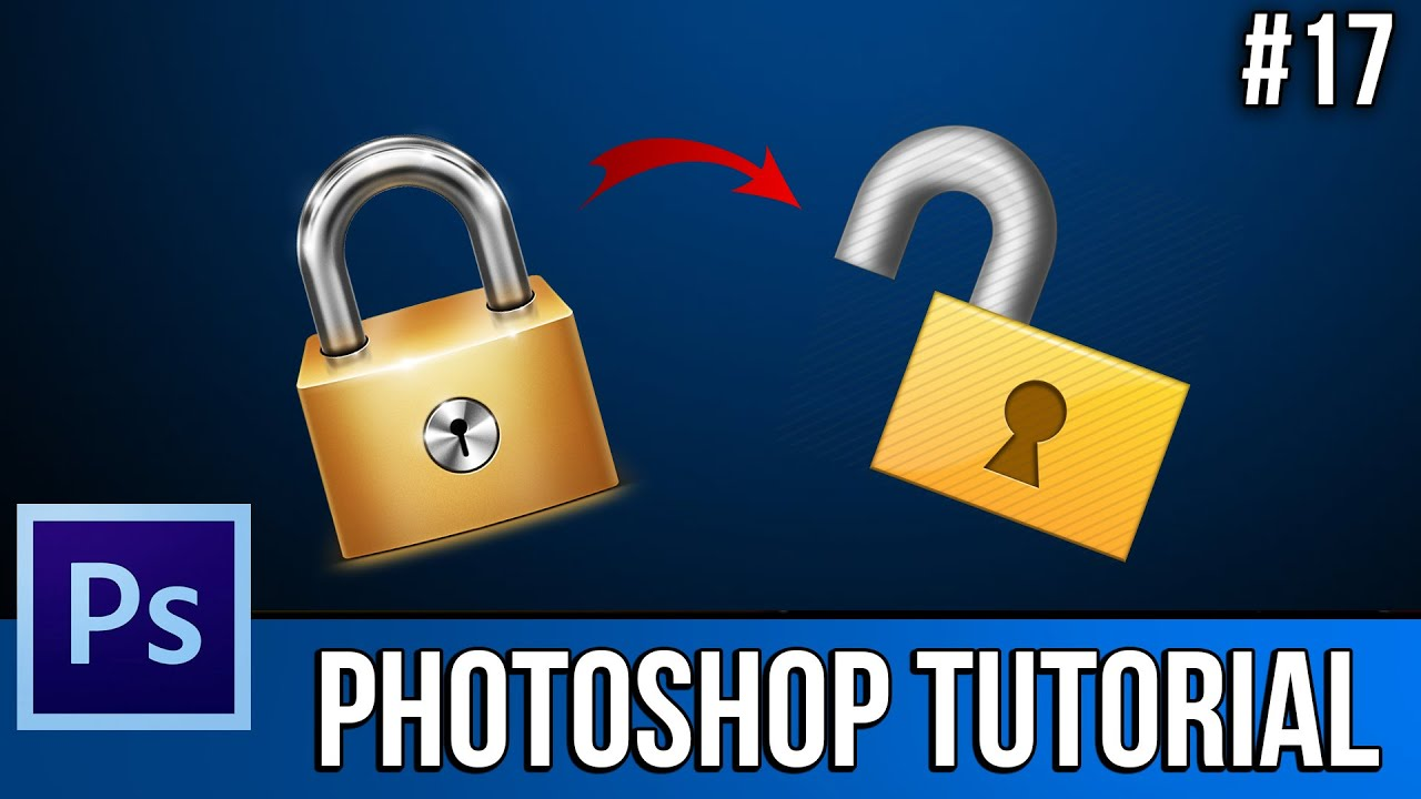 How to lock unlock layers easily photoshop cs6 tutorial 17 photoshop cs6 tutorial 17 youtube baditri Gallery